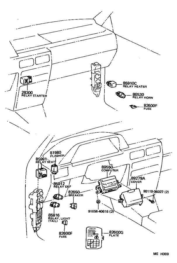 Toyota Tercel Switch  Throttle Position  For T C S    Electrical  Cbr