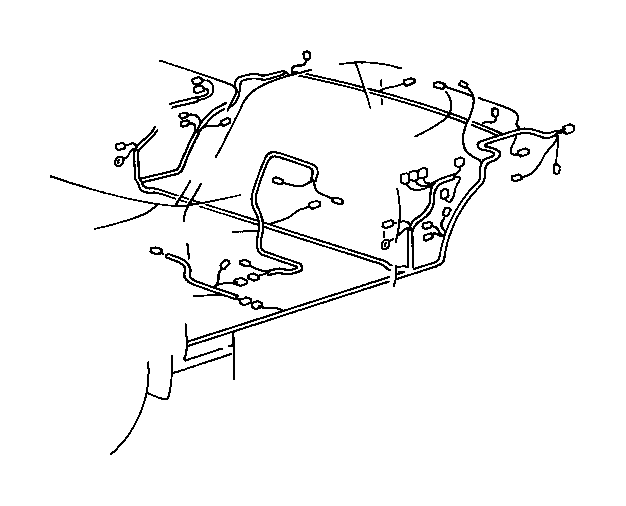 toyota celica wire  floor  engine  frame  electrical